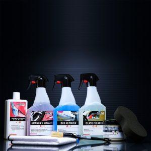 ValetPRO car detailing product kit